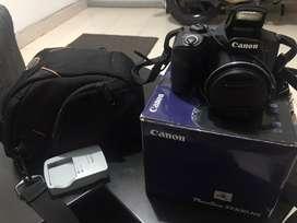 Cámara Canon Powershot Sx530 Hs, X50 Zoom