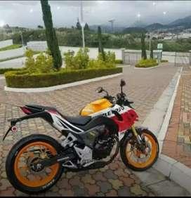 Moto honda 190R