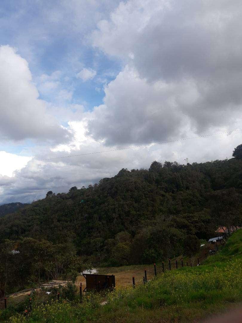 Santa Elena vendo lote a 10 minutos del parque hacia Rionegro, antes del peaje. 0