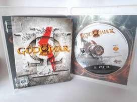 God Of War 3 Ps3 Juego Fisico Original Playstation 3