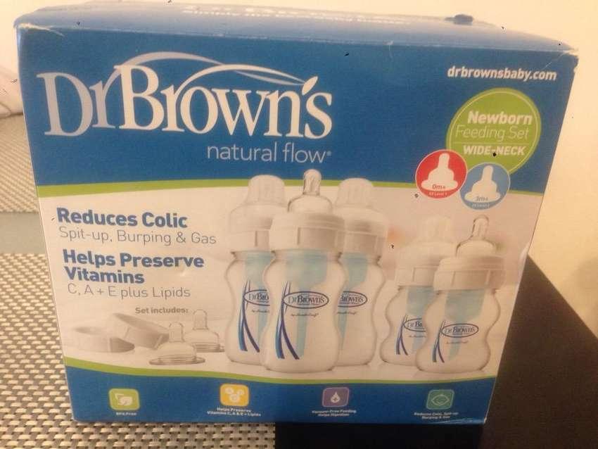 mamaderas Dr Browns nuevas 0
