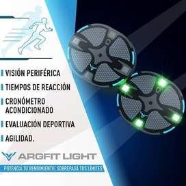 ARGFIT LIGHT - 3 MÓDULOS DE SISTEMA DE REACCIÓN LED