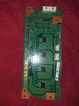 Tarjeta Inverter Tv Sony KDL-40EX727