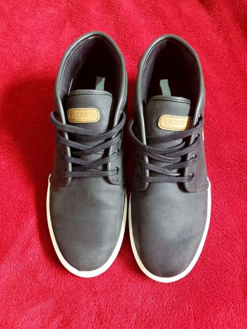 Zapatos Lacoste Talla 8 Originales 0