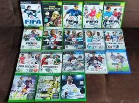 Colección Juegos de FIFA