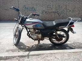 Vendo mi moto en buenas condiciones