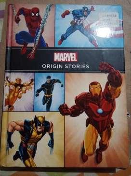 Marvel origin stories