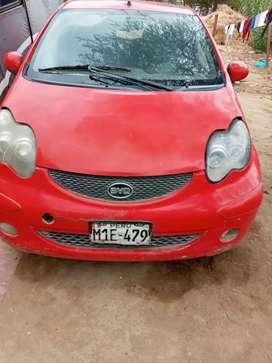 Vendo auto ByD