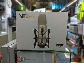 Micrófono rodé NT2-A