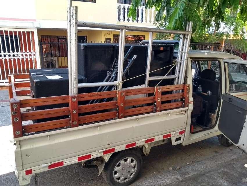 Vendo Camioneta de Trabajo Hafei 0