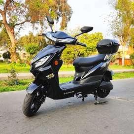 GreenLine Moto Eléctrica F5