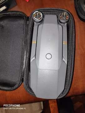 Dron marca Dji modelo Mavic pro, como nuevo