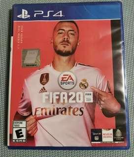 FIFA 20 ps4 Físico ADICSHOWENT