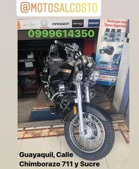 Moto Ranger Luxury 250cc con Radiador y Maletas Laterales y Alarma Precio de Fabrica Consultas al Whatsapp