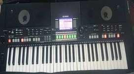 vento teclado yamaha 550