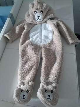 Pijama oso