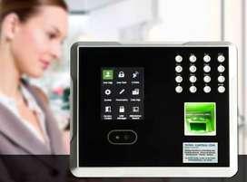 Reloj facial control de personal biométrico en Cali