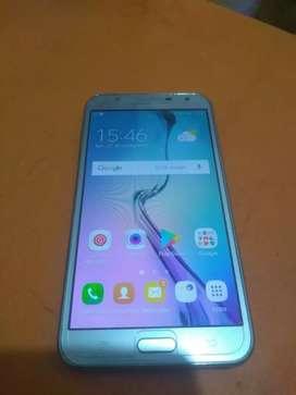 Samsung J7 2015 libre impecable