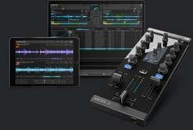 Controlador DJ Portable Mixer Traktor Z1 Completo en Caja como Nuevo IOS Windows