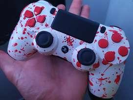 Mando SCUF de PS4 Modificado Y Personalizado Dualshock 4 control