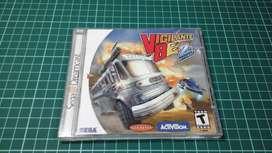 Vigilante 8 sega Dreamcast