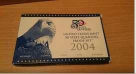 Set Proof 2004 Quarter Dollar