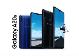 Samsung Galaxy A20S 32 GB / 3 GB Ram
