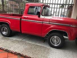 Vendo Camioneta Ford Ranger 1960