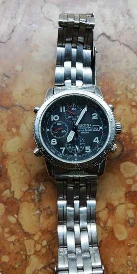 Reloj seiko crono original