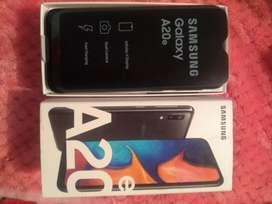 Vendo Celular Samsung Galaxi A20