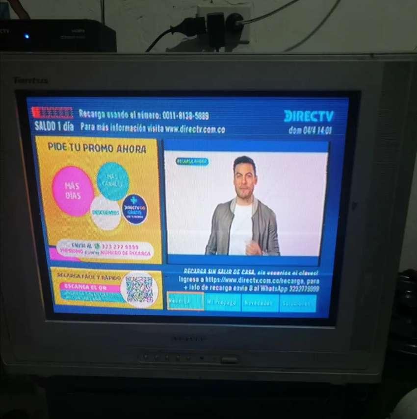 vendo tv marca Samsung