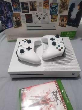 Xbox One S 1T!!!