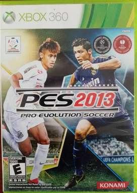 Pes 2013 original Xbox 360