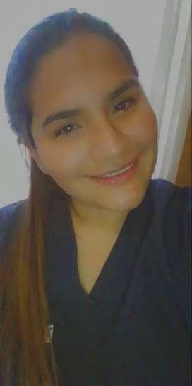 Busco empleo soy Auxiliar de enfermería .