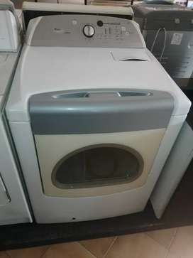 Secadora a gas whirlpool usada con garantía
