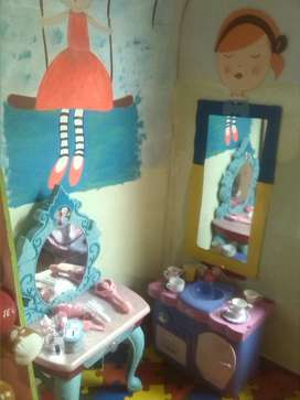 Espejos para Jardin Infantil