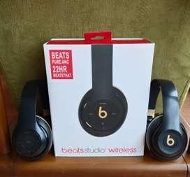 Diadema Beats Studio3 Wireless 3A Nueva