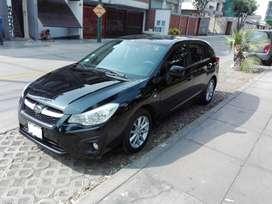 Subaru Impresa 2013