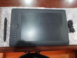 Tabla digitalizadora wacom