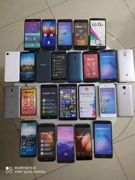 Maquetas de celulares