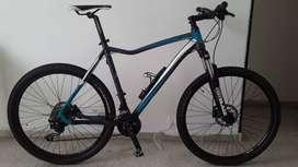 Bicicleta Suiza Impotada