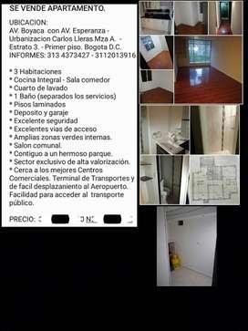 Ganga venta apartamento