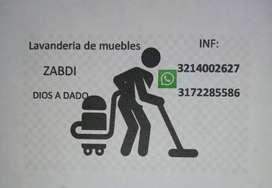 LAVANDERIA DE MUEBLES