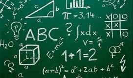 Tutor de matemáticas
