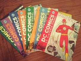 Revistas con la historia de DC COMICS de 1935 a 2015