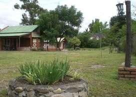 EN VENTA Casa y Complejo de cabañas en San Lorenzo.
