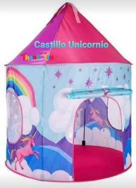 Castillo Unicornio y Medieval