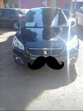 Peugeot 408 allure 1.6 nafta con 58000 km
