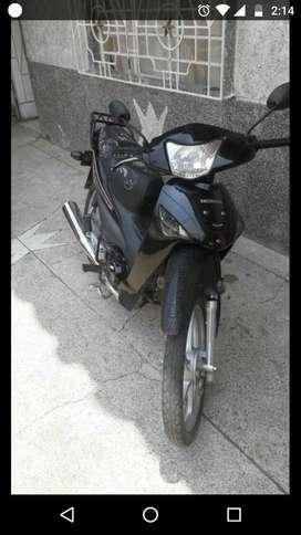 Vendo Honda 2013