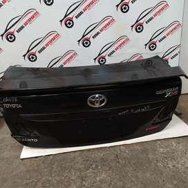 Tapa De Baul Toyota Corolla 11400 Oblea:01756612